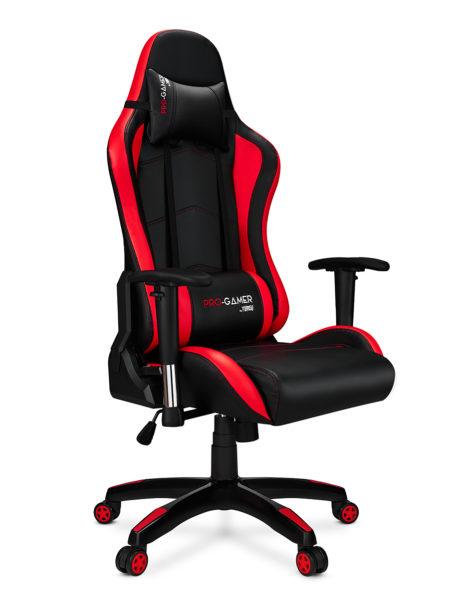 Fotel gamingowy FALCON czerwony