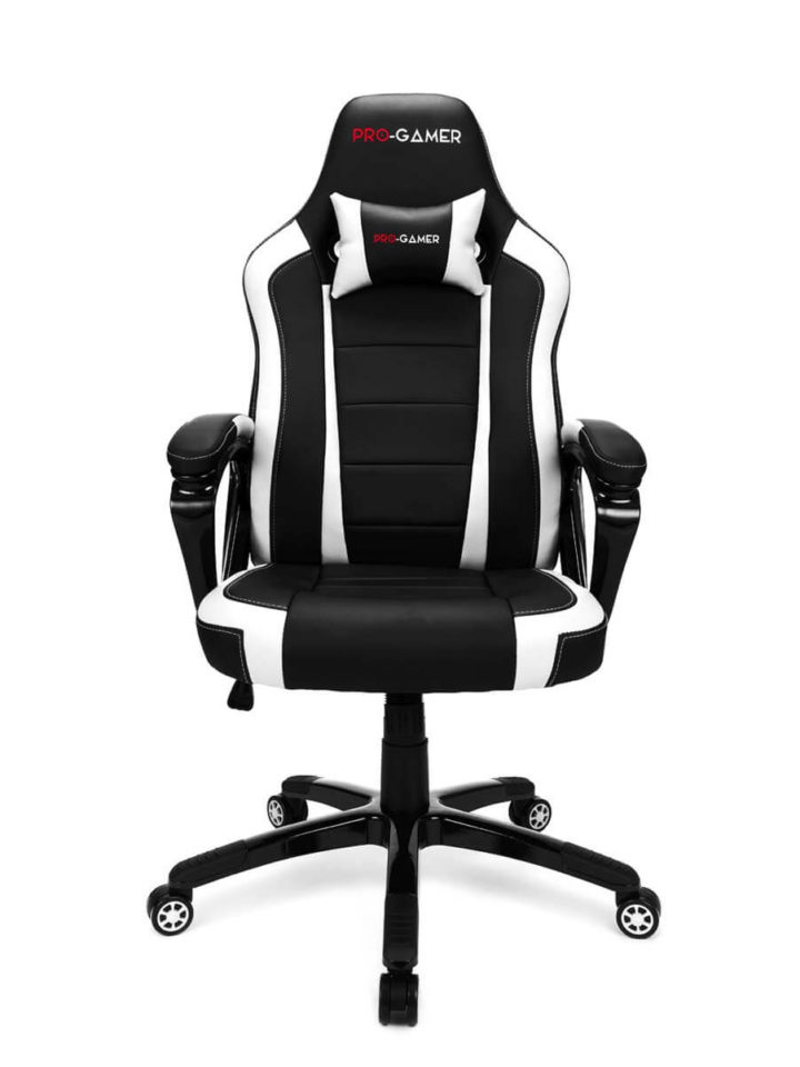 Fotel gamingowy ATILLA biała