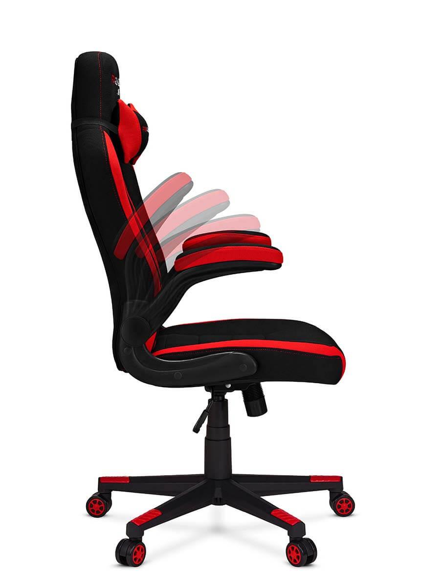 Fotel gamingowy ATILLA+ Materiał