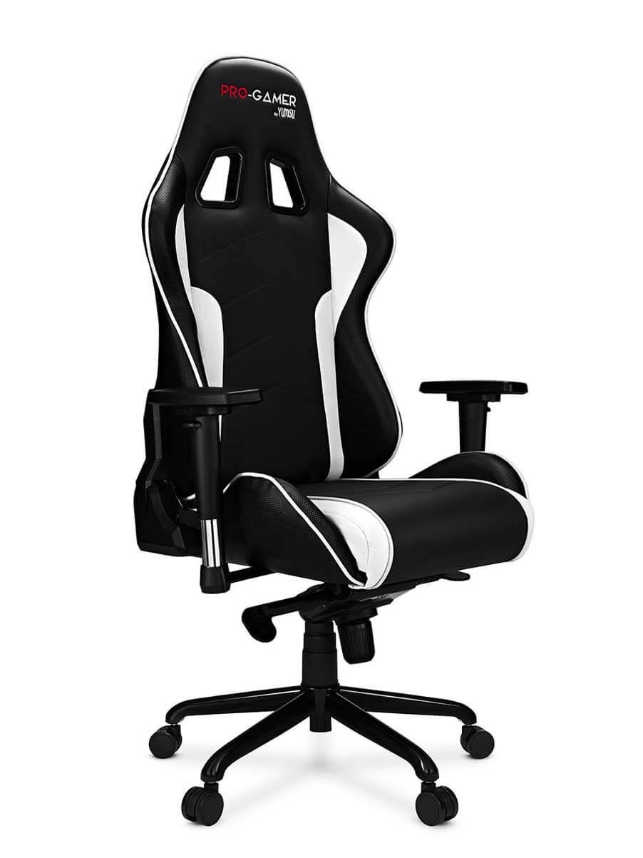 Fotel gamingowy MAVERIC 2.0 biały