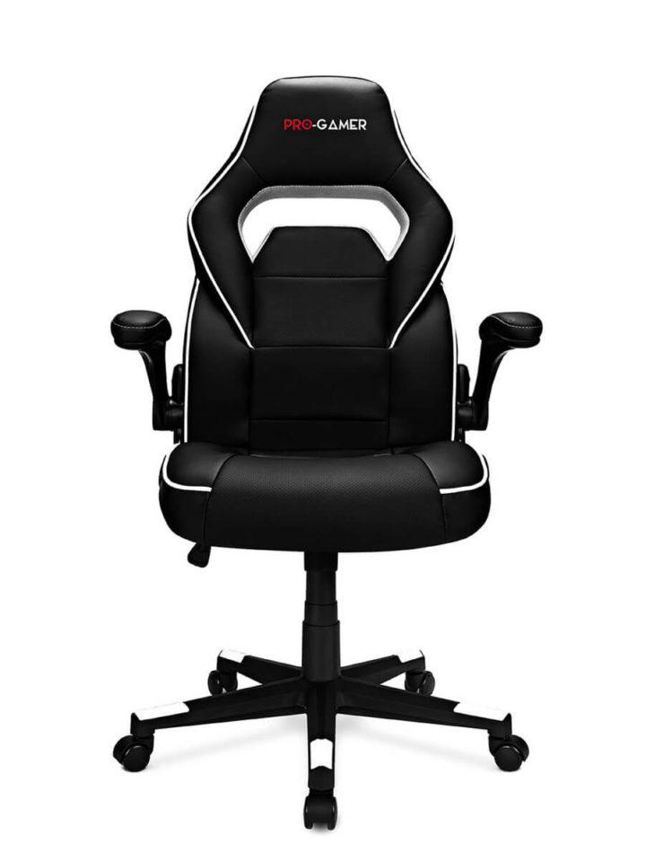 Fotel gamingowy STRIKE biały