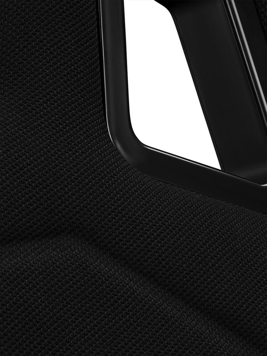 Fotel gamingowy MAVERIC+ materiał