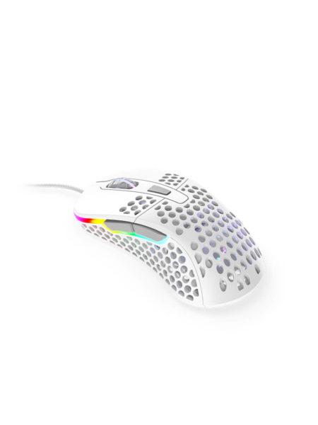 Xtrfy M4 RGB Gaming Mouse White
