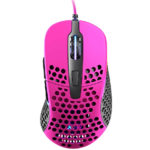 Xtrfy M4 RGB Gaming Mouse Pink