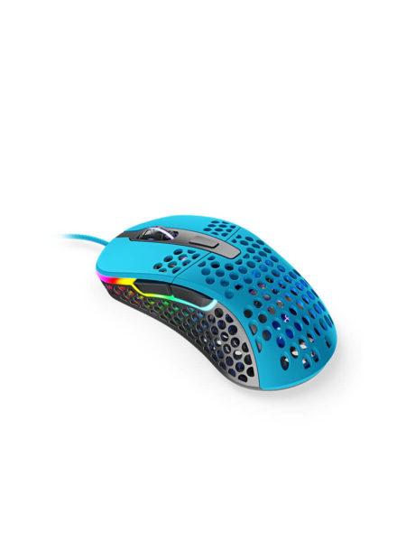 Xtrfy M4 RGB Gaming Mouse Miami Blue