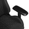 Fotel gamingowy YUMISU 2050 materiał BLACK