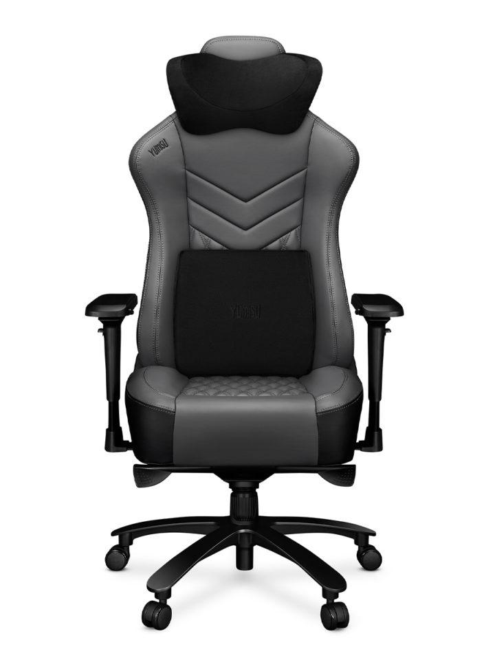 Fotel gamingowy YUMISU 2053 Grey