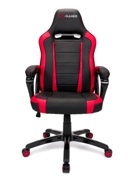 Fotel gamingowy ATILLA czerwona