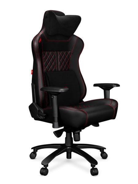 Fotel gamingowy YUMISU 2052 RED