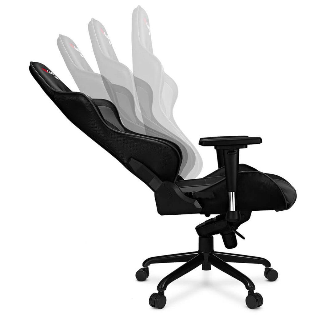 Fotel gamingowy MAVERIC 2.0 szary
