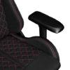 Fotel gamingowy YUMISU 2050 materiał PINK