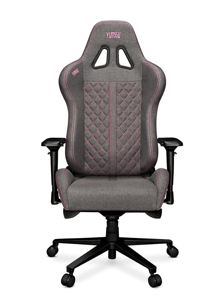 Fotel YUMISU 2050 PINK materiał