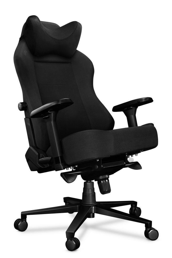 Fotel YUMISU 2054 materiał BLACK