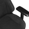 Fotel gamingowy YUMISU 2054 materiał BLACK