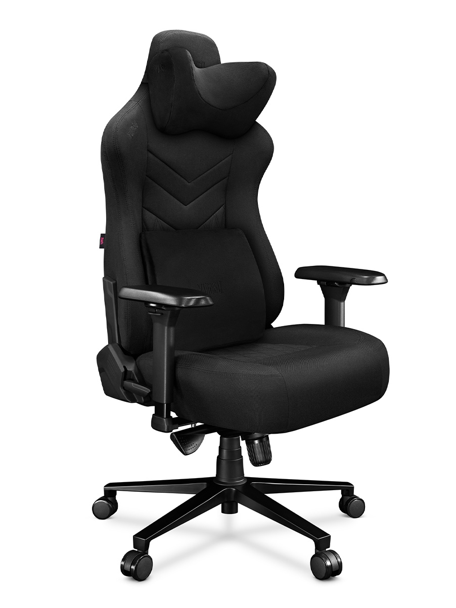 Fotel gamingowy YUMISU 2053 Tkanina