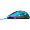 Xtrfy M42 RGB Gaming Mouse Miami Blue