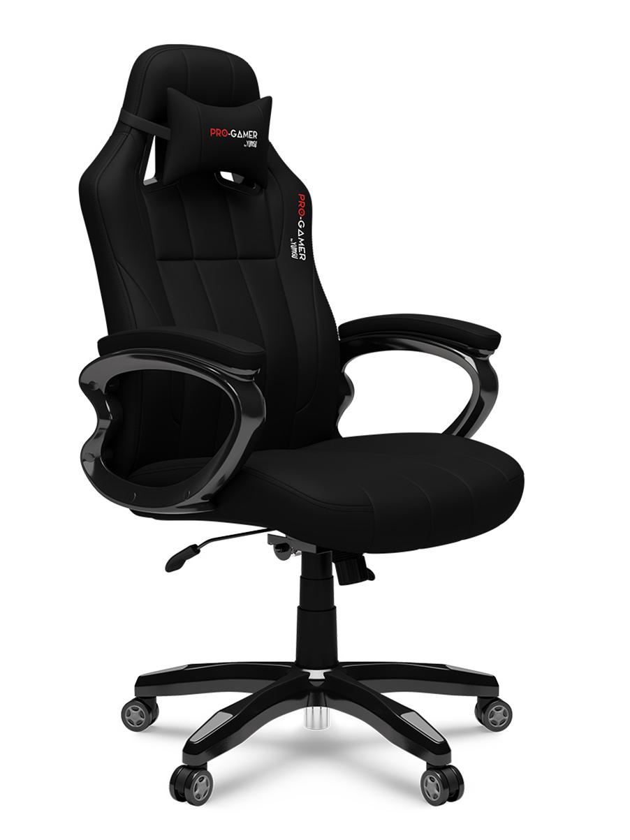 Fotel gamingowy DAYTONA PLUS czarny