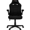 Fotel gamingowy ATILLA+ Czarny Materiał
