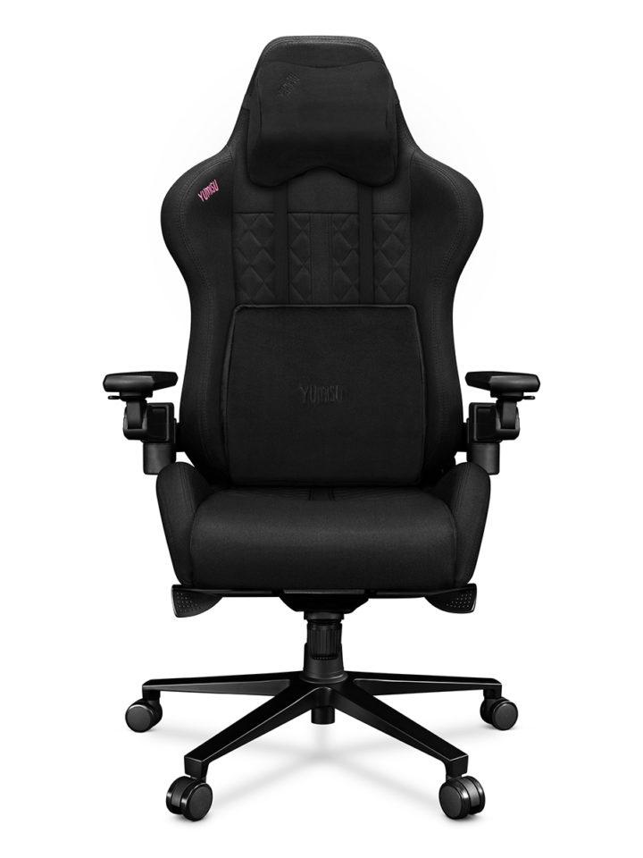 Fotel gamingowy YUMISU 2050X Tkanina