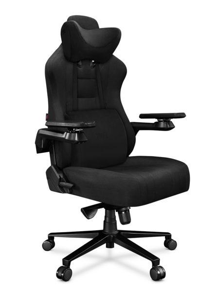 Fotel gamingowy YUMISU 2049 Materiał BLACK